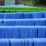yarn to dry